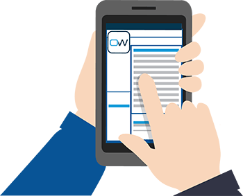 OrderWise For Android illustration 2