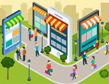 Mobile shopping Blog