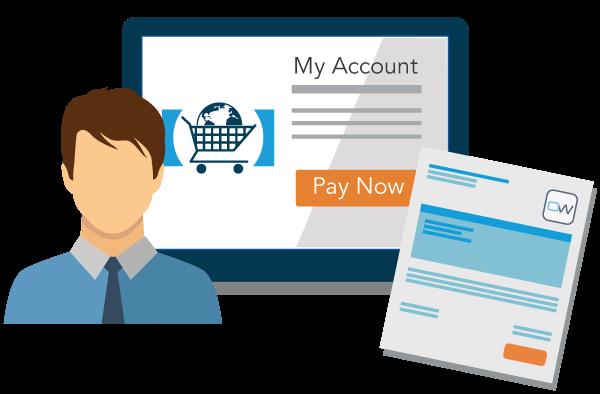 Online account management